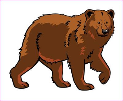 договорка на английском языке про медведя
